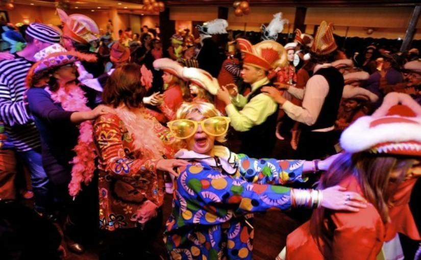 Het afvoerputje van Nederland: carnaval