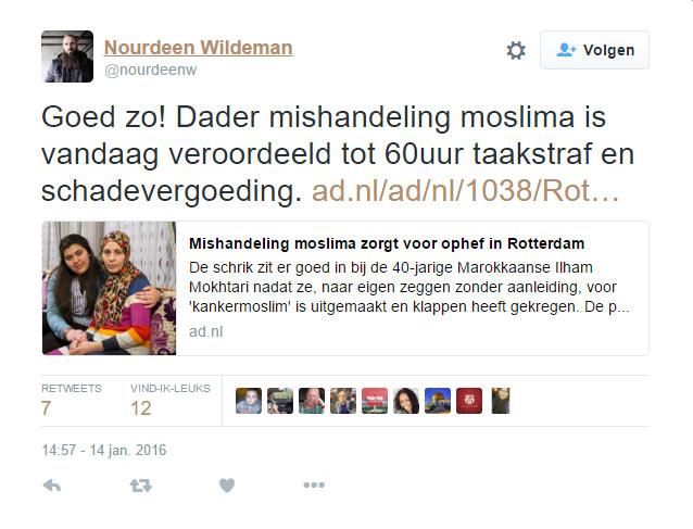 Nourdeen Wildeman