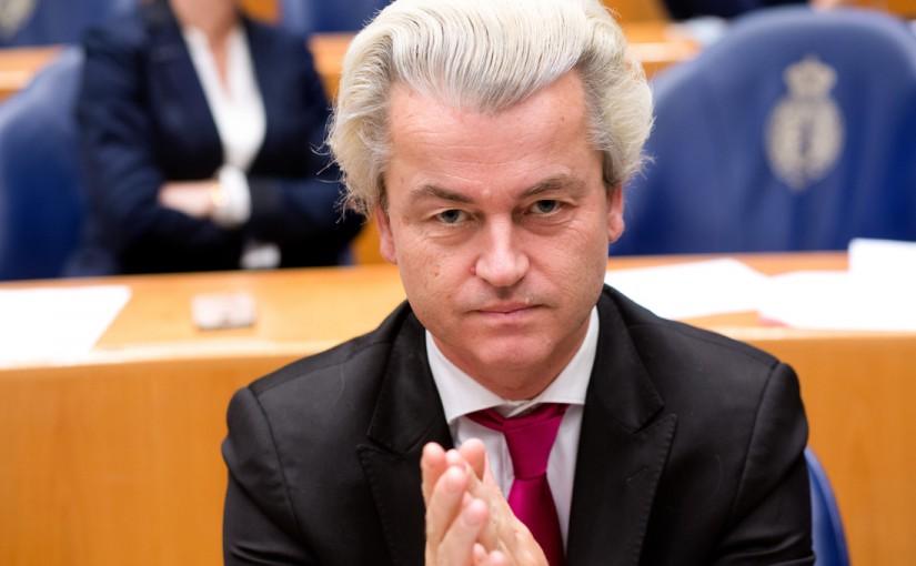 Is Wilders een fascist of niet?