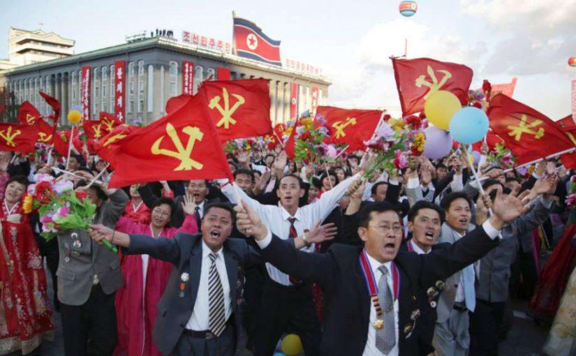 Noord-Korea maakt zich op voor belangrijkste dag in decennia