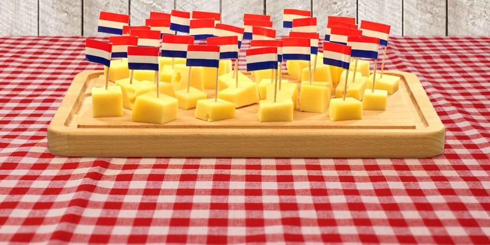Voetveeg: De Nederlandse Identiteit